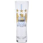 Manchester City Wordmark Pint Glass