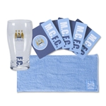 Manchester City Wordmark Mini Bar Set