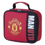 Manchester United Wordmark Lunch Bag