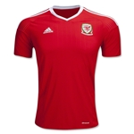 Wales 2016 Home Soccer Jersey
