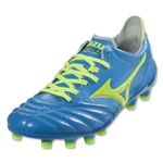 Mizuno Morelia Neo II MIJ (Diva Blue/Safety Yellow)