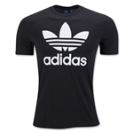 adidas Originals Trefoil T-Shirt (Black)
