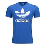 adidas Originals Trefoil T-Shirt (Royal Blue)