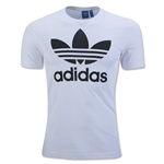 adidas Originals Trefoil T-Shirt (White)