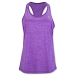 adidas Women's Keyhole Tank (Purple)