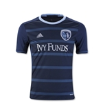 Sporting KC 2016 Youth Away Soccer Jersey
