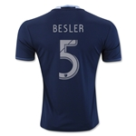 Sporting KC 2016 BESLER Away Soccer Jersey