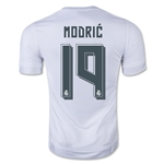 Real Madrid 15/16 Luka Modric Home Soccer Jersey