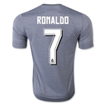 Real Madrid 15/16 Cristiano Ronaldo Away Soccer Jersey