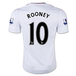 Manchester United 15/16 Wayne Rooney Away Soccer Jersey