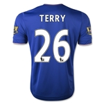 Chelsea 15/16 26 Terry Home Soccer Jersey