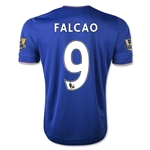 Chelsea 15/16  9 Falcao Home Soccer Jersey