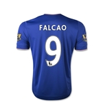 Chelsea 15/16  9 Falcao Youth Home Soccer Jersey