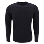 Long Sleeve Supersoft T-Shirt (Black)