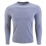 Long Sleeve Supersoft T-Shirt (Heather Gray)