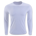 Long Sleeve Supersoft T-Shirt (White)