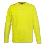 reusch Phantom Padded Goalkeeper Jersey (Neon Yellow)