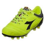 Diadora Italica 3 MD Junior (Yellow Fluo)