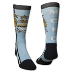 Manchester City Sock
