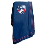 FC Dallas Classic Fleece Blanket