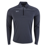 Under Armour Men's Stripe Tech 1/4 Zip Top (Black)