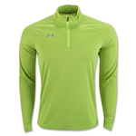 Under Armour Men's Stripe Tech 1/4 Zip Top (Neon Yellow)