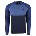 Chelsea FC Two-Tone Blue Crew Sweater