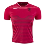 Albania 2016 Authentic Home Soccer Jersey