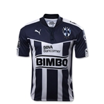 Monterrey 16/17 Youth Home Soccer Jersey