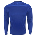 Badger C2 Long Sleeve Poly Top (Royal Blue)