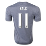 Real Madrid 15/16 Gareth Bale Away Soccer Jersey
