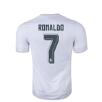 Real Madrid 15/16 Cristiano Ronaldo Youth Home Soccer Jersey