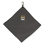 Manchester City 15 x 15 Microfiber Towel