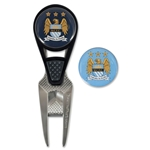 Manchester City CVX Ball Mark Repair Tool