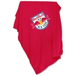 New York Red Bulls Sweatshirt Blanket