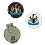 Newcastle United Hat Clip & 2 Ball Markers
