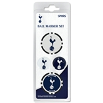 Tottenham Ball Marker Set
