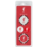 Liverpool Ball Marker Set