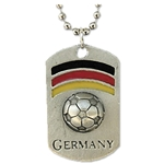 Germany Dog Tags