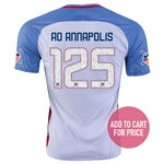 USA 2016 ANNAPOLIS American Outlaws Home Soccer Jersey
