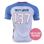 USA 2016 FT. WAYNE American Outlaws Home Soccer Jersey