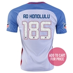 USA 2016 HONOLULU American Outlaws Home Soccer Jersey