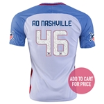 USA 2016 NASHVILLE American Outlaws Home Soccer Jersey