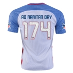 USA 2016 RBSA American Outlaws Home Soccer Jersey