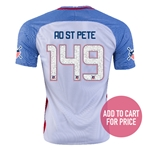 USA 2016 ST. PETERSBURG American Outlaws Home Soccer Jersey