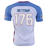 USA 2016 TUSCALOOSA American Outlaws Home Soccer Jersey