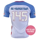 USA 2016 YOUNGSTOWN American Outlaws Home Soccer Jersey