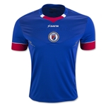 Haiti 2016 Authentic Home Soccer Jersey