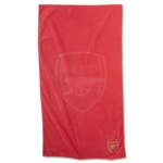 Arsenal Jaquard Towel
