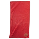 Manchester United Jaquard Towel